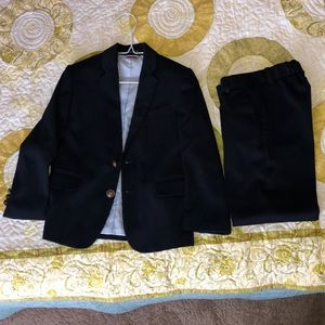 Formal suit jacket (6T) and pants (5T)